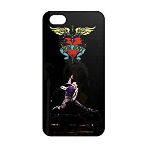 Bon Jovi Heart And Dagger Logo 3D For HTC One M7 Phone Case Cover