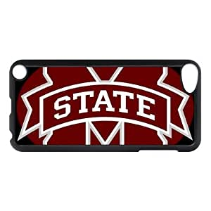 CTSLR ipod Touch 5 5th Generation Case - Fashion Style Hard Plastic Back Case for ipod Touch 5 5th Generation - NCAA Mississippi St. Bulldogs - 02