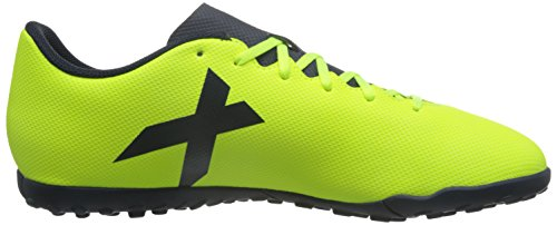 Jaune 4 Homme adidas Chaussures TF 17 Football X Solar Legend Ink Yellow Legend Ink de qEr4E8xw