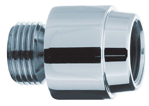 Chrome Vacuum (Hansgrohe 06510000 External Vacuum Breaker, Chrome)