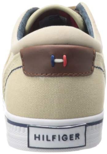 Tommy Hilfiger Mens Robbie2 Oxford Moyen Naturel