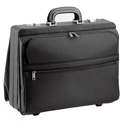 D&N - Tradition Business - Aktenkoffer mit Laptopfach u. Fächereinteilung - 45 x 35 x 20 cm AJqGYJl