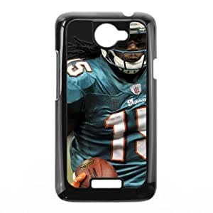 Miami Dolphins HTC One X Cell Phone Case Black SVD_569746