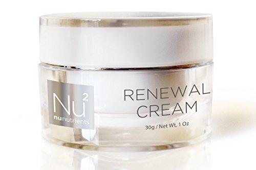 NuNutrients - crème de renouvellement (traitement hydratant/rajeunissant aux cellules souches)