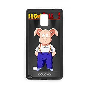 Oolong Dragon Ball Z Anime Samsung Galaxy Note 4 Cell Phone Case Black persent xxy002_6043748