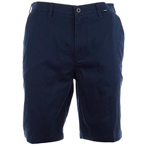- Hurley One and Only Chino 2.0 Shorts - Obsidian - 36