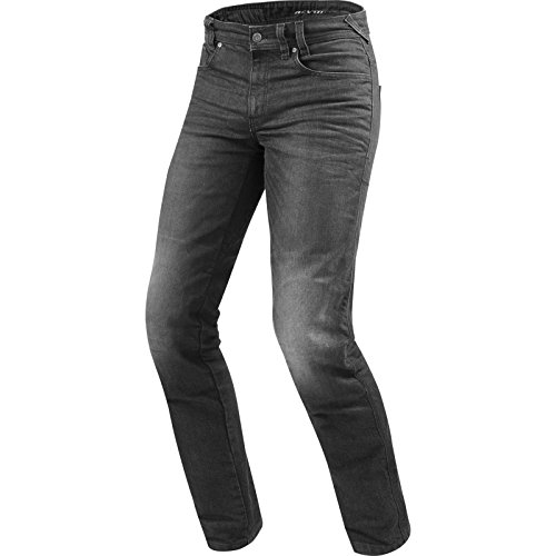 L32 Oscuro Rf Motorcycle Vendome Rev 6162 Gris Used Grey It 30 2 w30 Gastado Jeans Fpj027 l32 Dark qYBZTS