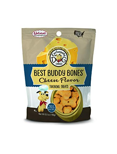 (Exclusively Pet Best Buddy Bones-Cheese Flavor, 5-1/2-Ounce Package)