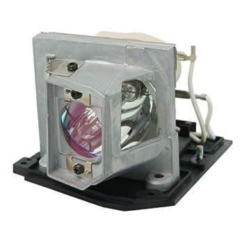 Brillante lámpara Osram lámpara vivienda para Optoma sp8ja01gc01 ...