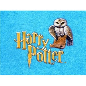 Harry Potter Owl Post Stationery Set with Stamper, Photo Album and Address ()