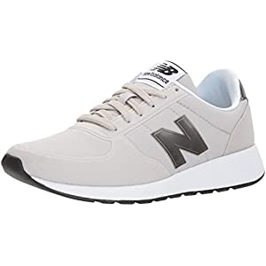 New Balance Women's 215v1 Lifestyle Sneaker, Grey, 6.5 B US