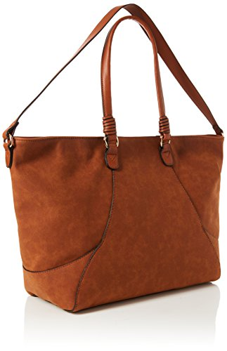 New Tote Slouch Look Sunny Brown Womens Tan raqrwCAc
