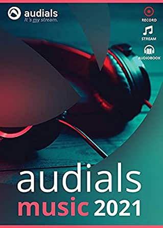 Audials Music 2021  [PC Download]
