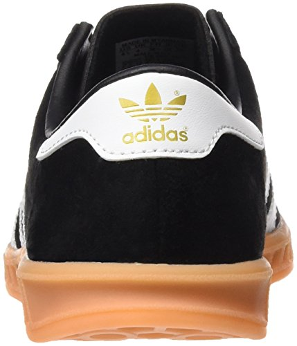 adidas Hamburg, Zapatillas de Deporte para Hombre Varios colores (Core Black/Ftwr White/Gum)
