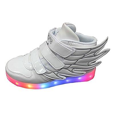 kid boy led light up sneaker athletic