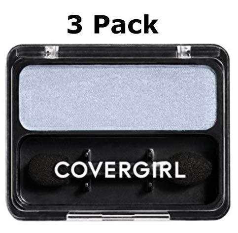 CoverGirl Eye Enhancers Eye Shadow, Sterling Blue 600 - 3 ()