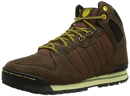 K-Swiss SI-18 PREMIER HIKER Herren Sneakers Braun (PINECNE/SPRLMN/CNT/218)