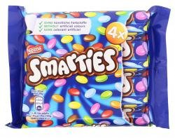Smarties Multipack 4 x 38 g