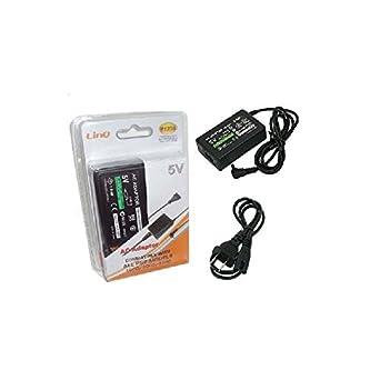 Cargador Red AC Consola Sony PSP 1000 2000 2004 SLIM 3000 ...
