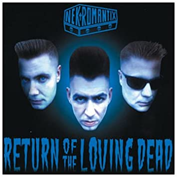 Nekromantix Curse Of The Coffin Album Cover