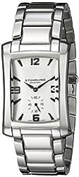 Stuhrling Original Men's 144B.321110 Classic Gatsby Society Swiss Quartz Watch