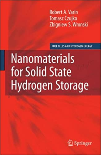 Download Nanomaterials for Solid State Hydrogen Storage (Fuel Cells and Hydrogen Energy) PDF, azw (Kindle), ePub