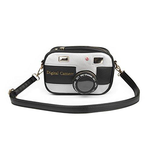 Fashionable Camera Bag Purse - 1