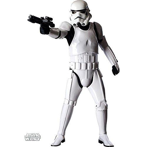 Supreme Edition Authentic Stormtrooper Costume - (Star Wars Stormtrooper Costume Armor Supreme Edition)