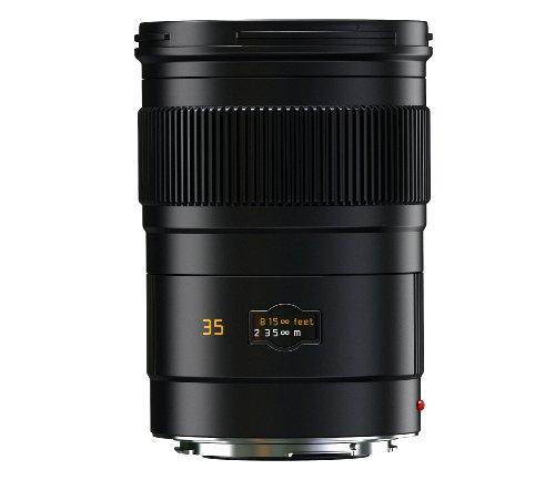 Leica Summarit-S 1:2.5/35 Ashperical Summarit-S Lens (E82) 11050