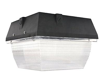 90 Watt Traditional LED Canopy Light - Replaces 400 Watt Metal Halide Fixtures - 120-277V AC - IP65