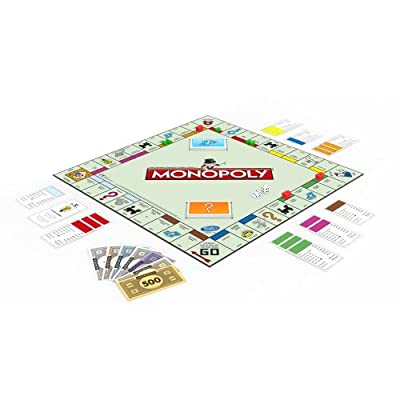 Monopoly Board Game: Toys & Games