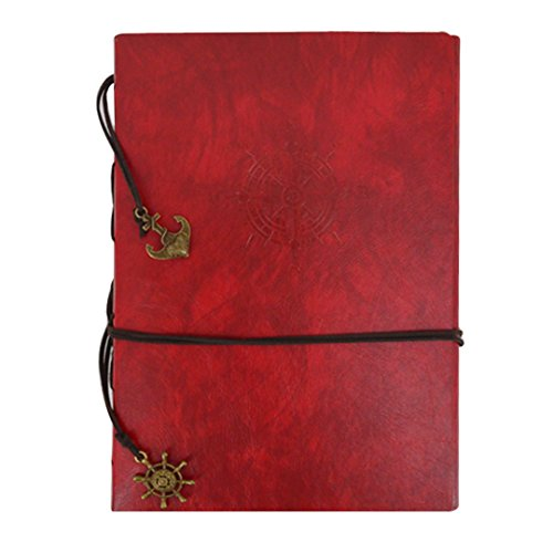 Faux Leather 3 Ring Scrapbook - 5