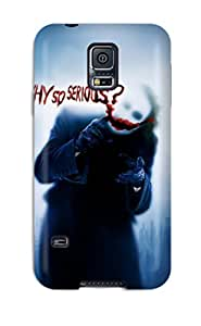 Special Alina Morning Skin Case Cover For Galaxy S5, Popular The Dark Knight Phone Case