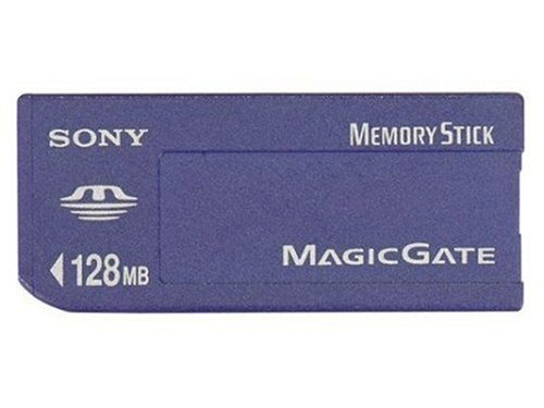SONY MEMORY STICK 128 MB MSH-128 MAGIC GATE
