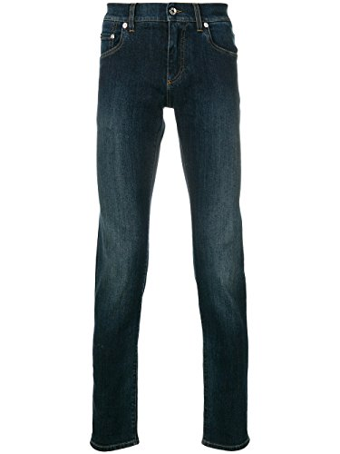 Dolce e Gabbana Men's Gy07ldg8x70s9001 Blue Cotton - And Gabbana For Men Dolce Jeans