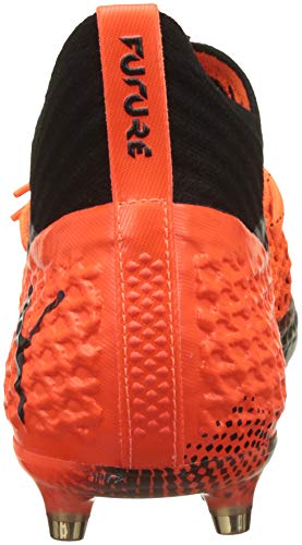2 shocking Netfit Future AG FG Orange Fútbol Puma de 02 Negro Zapatillas Hombre 1 Puma para Black xwBU5Bt6