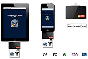 Cac Card Reader For Iphone