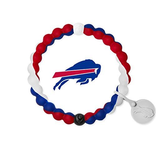 Lokai NFL Collection Bracelet, Buffalo Bills, Size Small (6