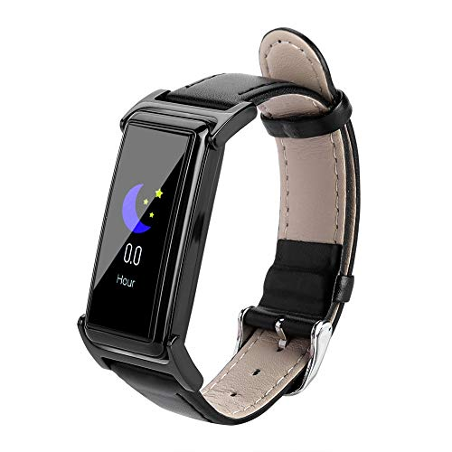 fosa Fitness Tracker, Bluetooth Heart Rate Monitor IP68 Wate