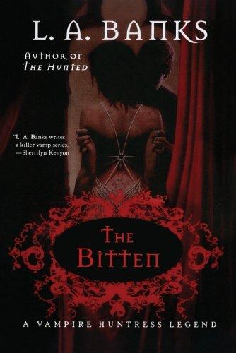 Search : The Bitten (Vampire Huntress Legends)
