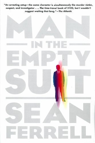 Man in the Empty Suit by Sean Ferrell - Soho Mens Shopping
