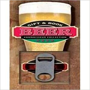 Beer Gift Set: Book and Bottle Opener