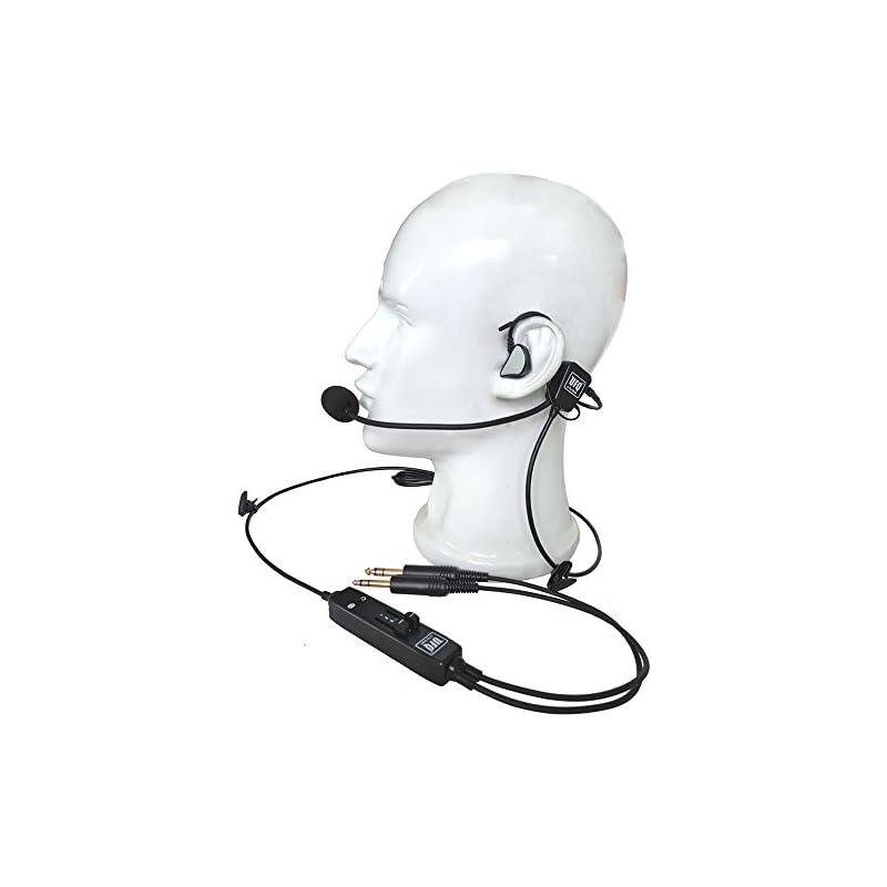 UFQ in-Ear Type Aviation Headset UFQ L-1