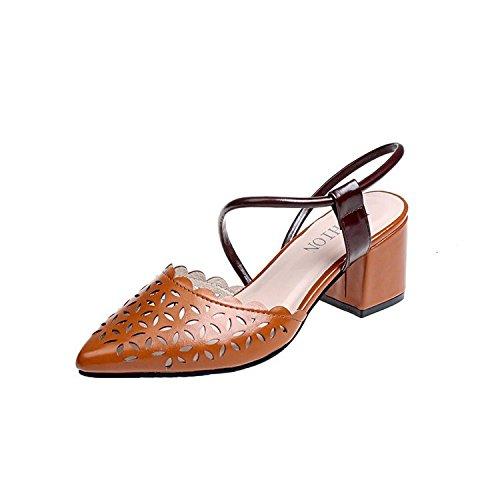 yalanshop Chaussures pour Femmes et Chaussures pour Femmes Light brown EfG147E