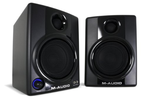 M-Audio Studiophile AV30 Professional Reference Speakers