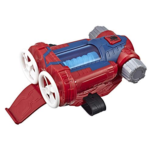 Spider-Man Web Shots Twist Strike Blaster Toy for Kids Ages 5 & Up