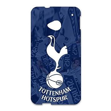 Tottenham Hotspur FC Logo Hard Cover Case for Htc One M7 3D ...