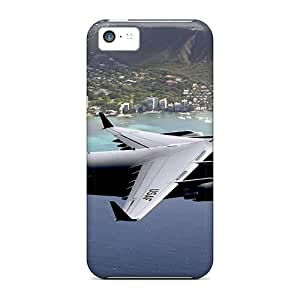 New Fashion Premium Tpu Case Cover For Iphone 5c - Globemaster