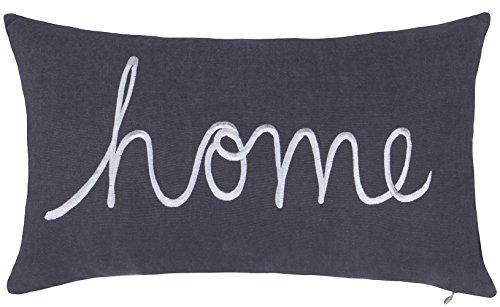 DecorHouzz Home Sentiment Pillow Cover Embroidered Pillow Cases Throw Pillow Decorative Pillow Wedding Birthday Anniversary Gift 14