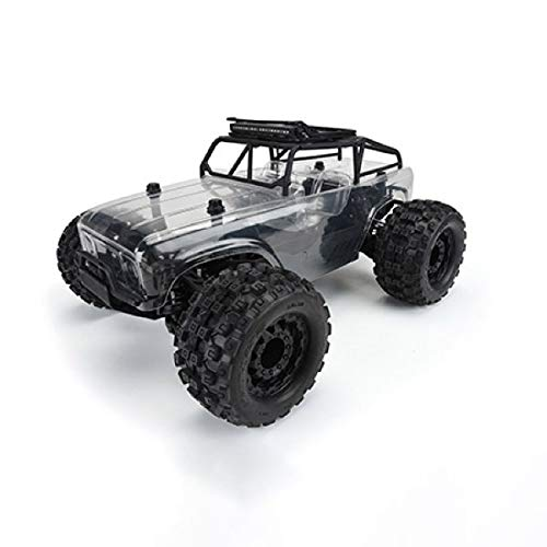 (1/10 Ambush Monster Truck 4x4 with Trail Cage Pre-Built Roller)